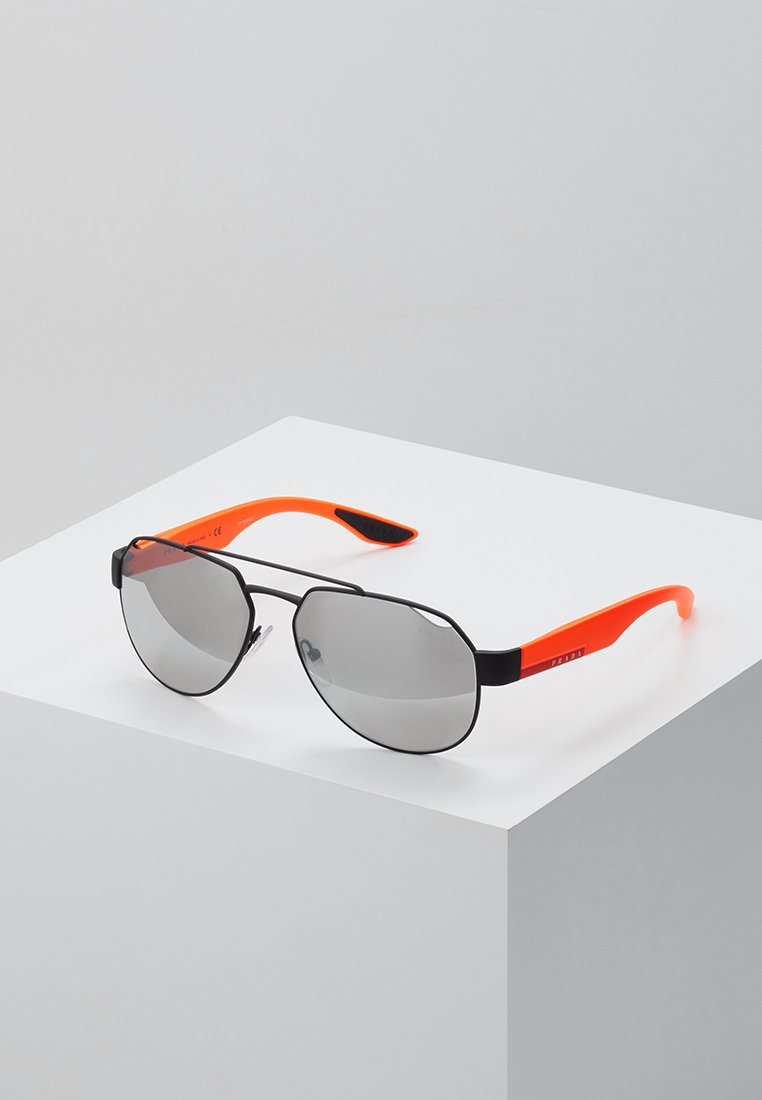 Prada Linea Rossa - Sunglasses - black rubber