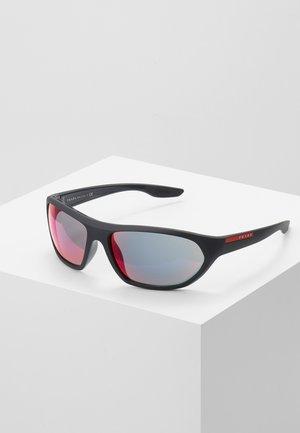 Sonnenbrille - black/blue/red