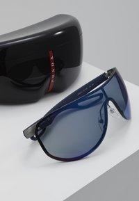 Prada Linea Rossa - Solbriller - blue - 2