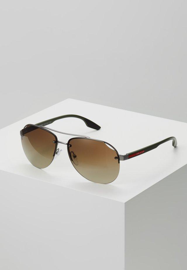Solglasögon - matte gunmetal