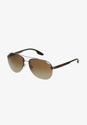 Sluneční brýle - matte gunmetal