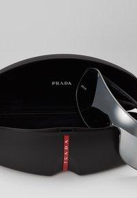 Prada Linea Rossa - Sluneční brýle - matte grey - 3