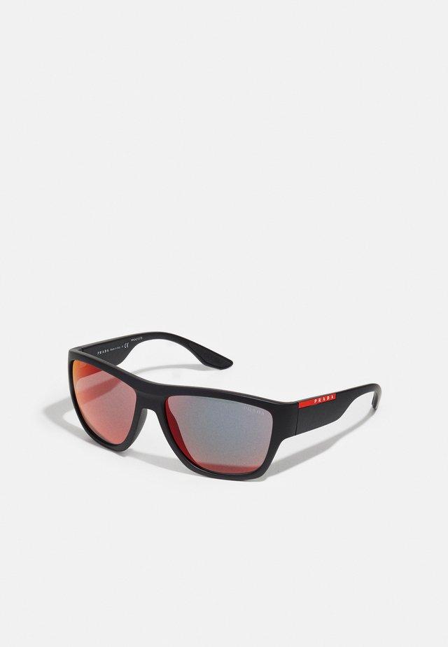 Okulary przeciwsłoneczne - rubber black
