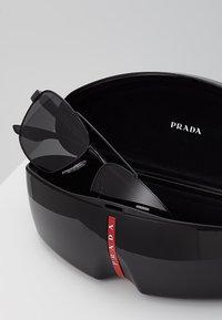 Prada Linea Rossa - Solbriller - black/grey - 2
