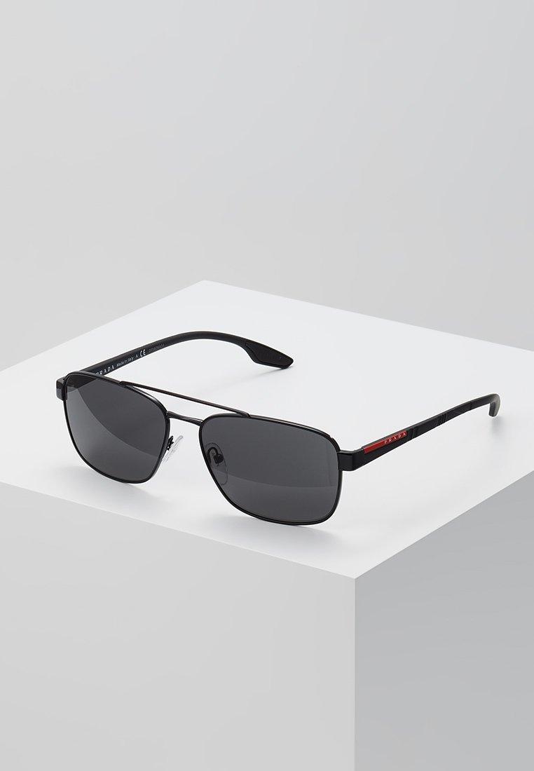 Prada Linea Rossa - Solbriller - black/grey