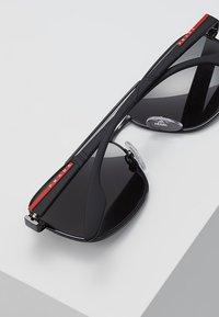 Prada Linea Rossa - Solbriller - black/grey - 4