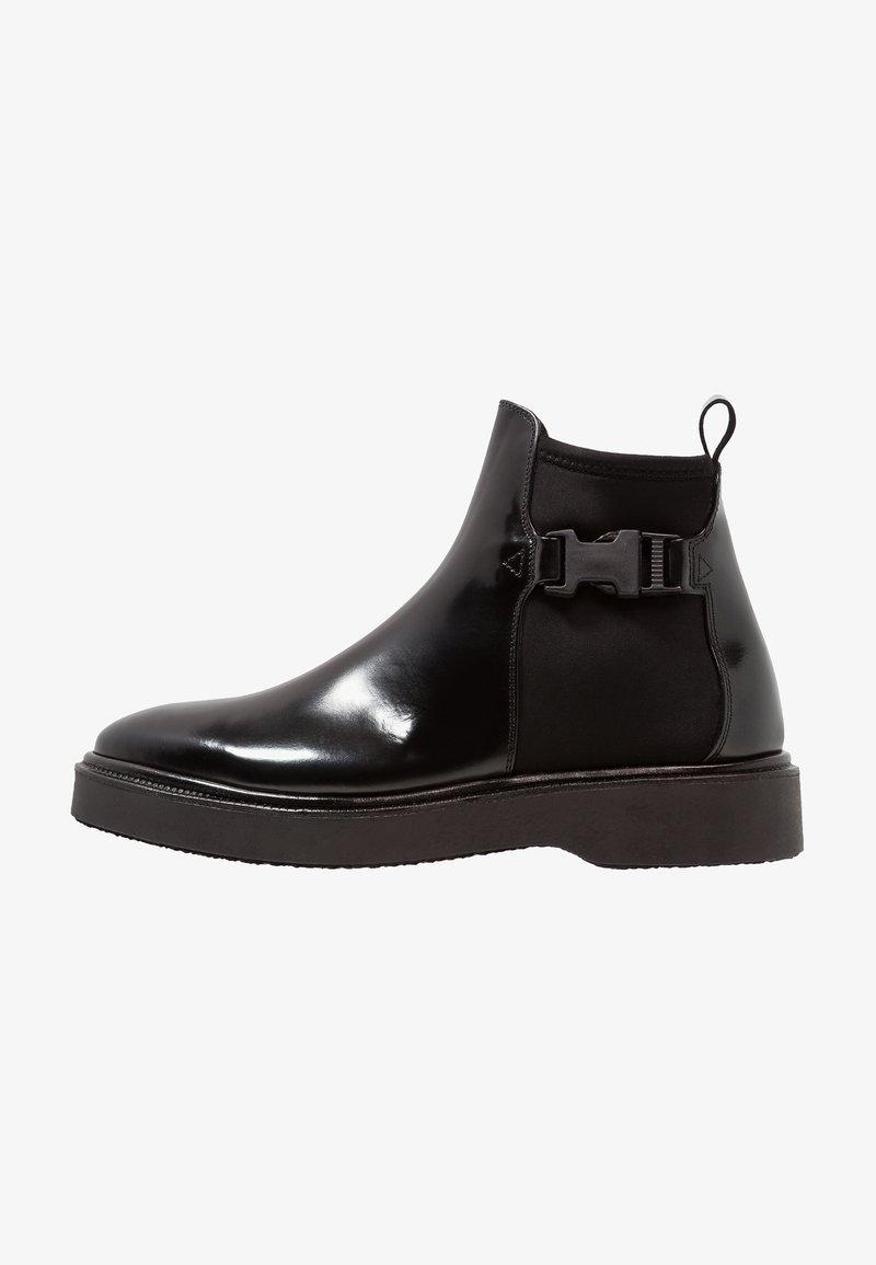 Pregis - SHAY - Støvletter - black hi shine