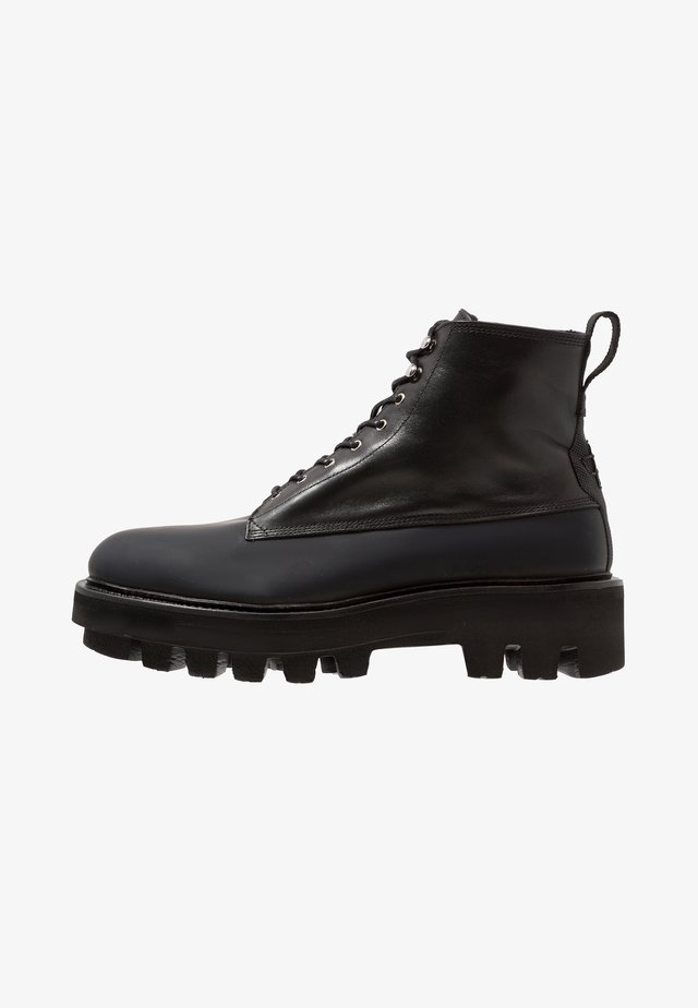LASCO - Lace-up ankle boots - black
