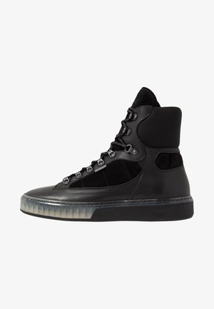 LOGAN - Sneakers high - black