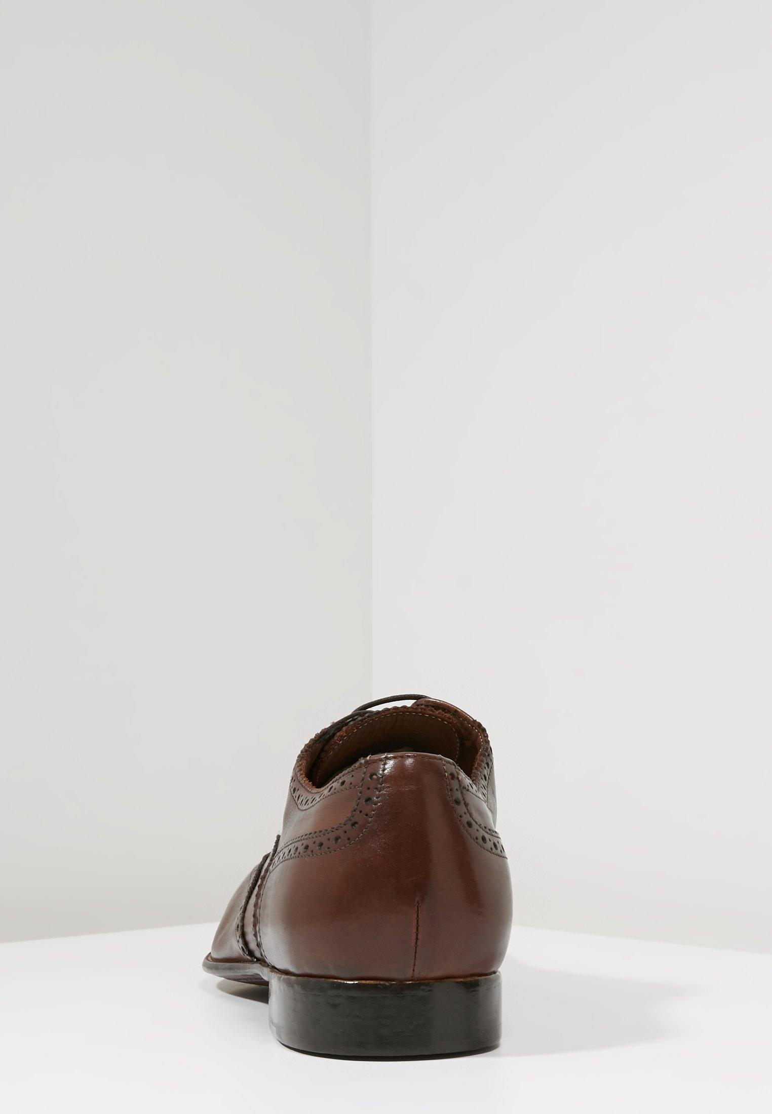 Primosole BADGE BROGUE WINGCAP OXFORD Pensko med snøring