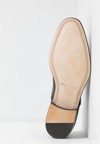 Primosole - GORDON 5 EYE OXFORD - Smart lace-ups - master nero - 4
