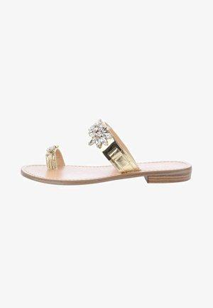 BACENO - Sandales - gold