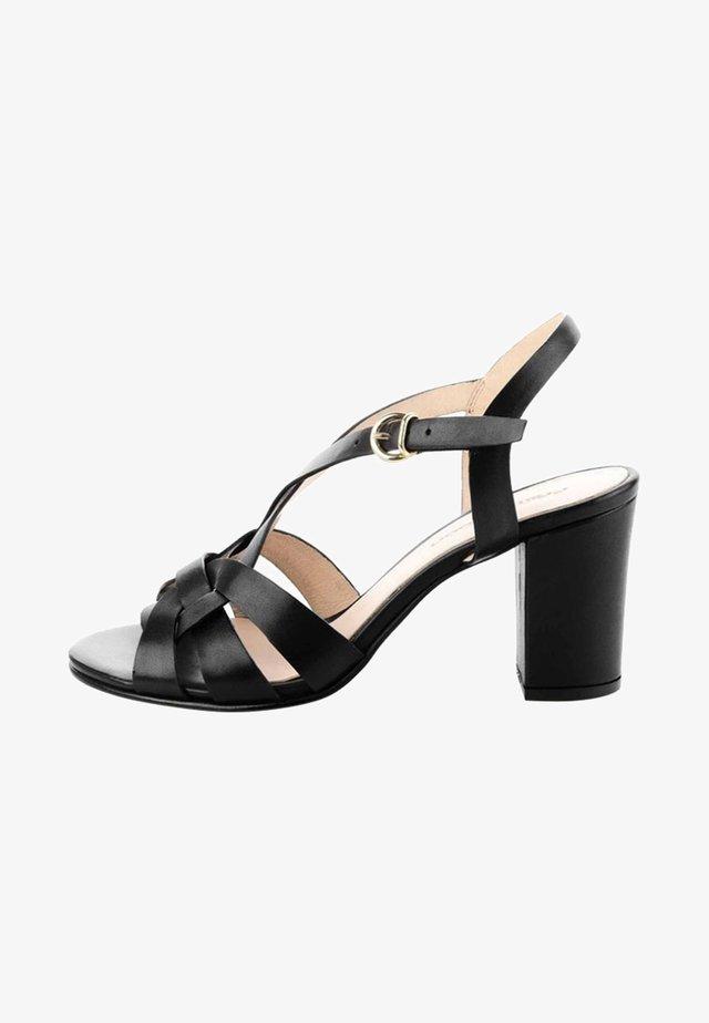 MESYNA - Sandaler - black