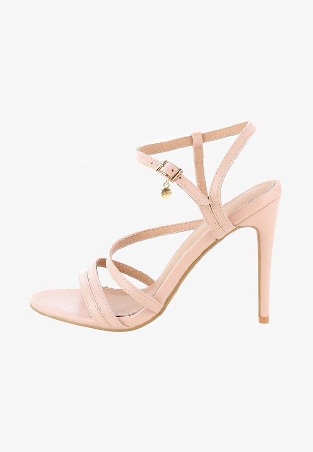 MACIANO - Højhælede sandaletter / Højhælede sandaler - pink
