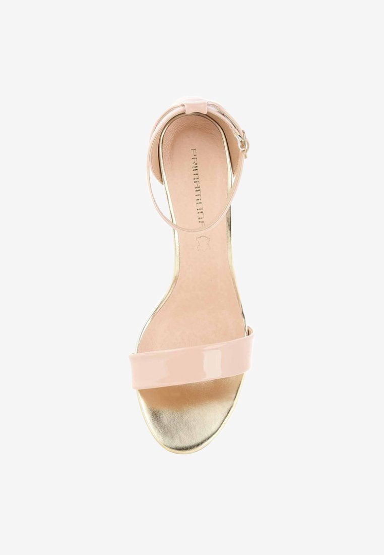 PRIMA MODA ACCADIA - High heeled sandals - pink