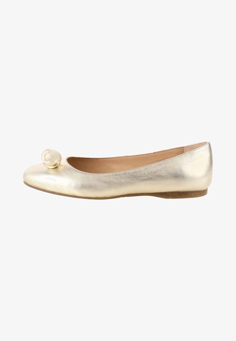 PRIMA MODA - IRIA - Ballet pumps - gold