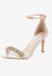PRIMA MODA - FLAZES  - High heeled sandals - gold - 2