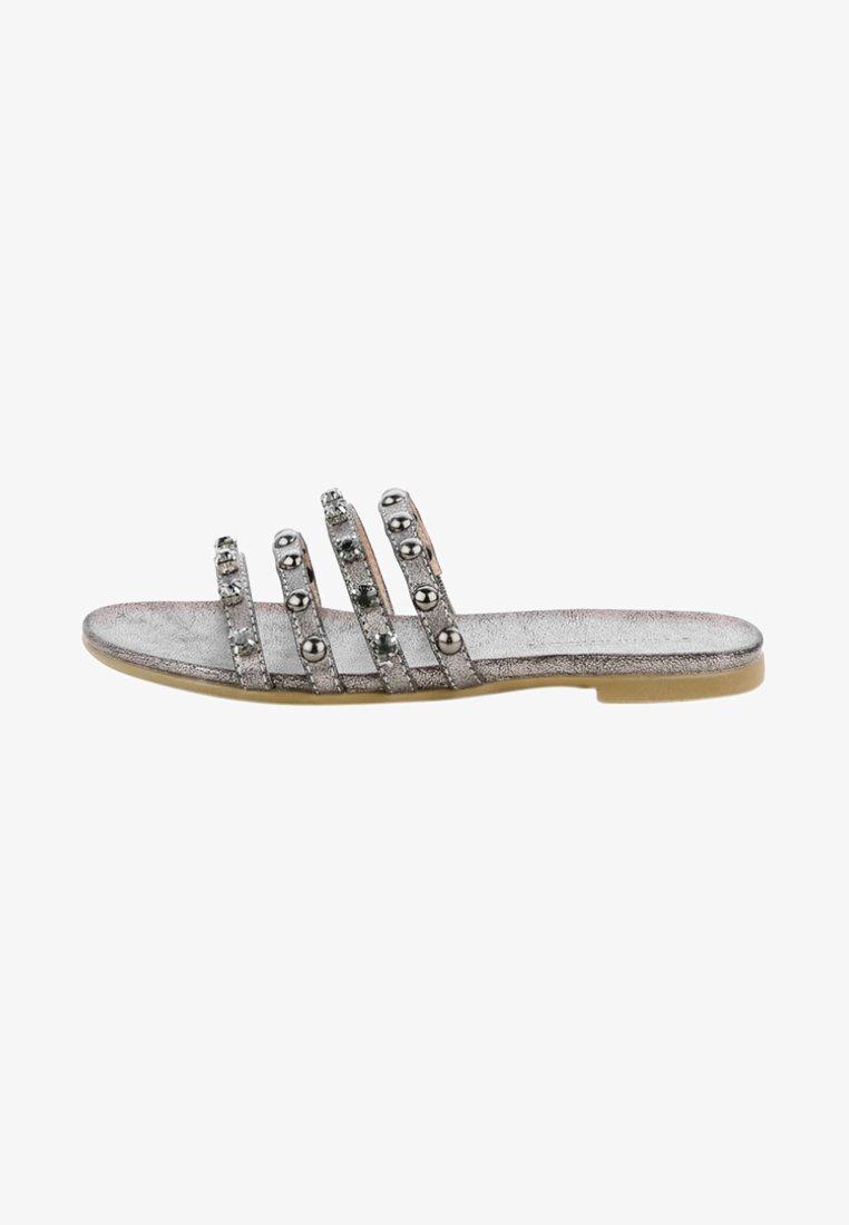 PRIMA MODA - ORIOLO  - Slippers - anthracite