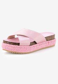 PRIMA MODA - PALMIRRA - Platform sandals - pink - 2