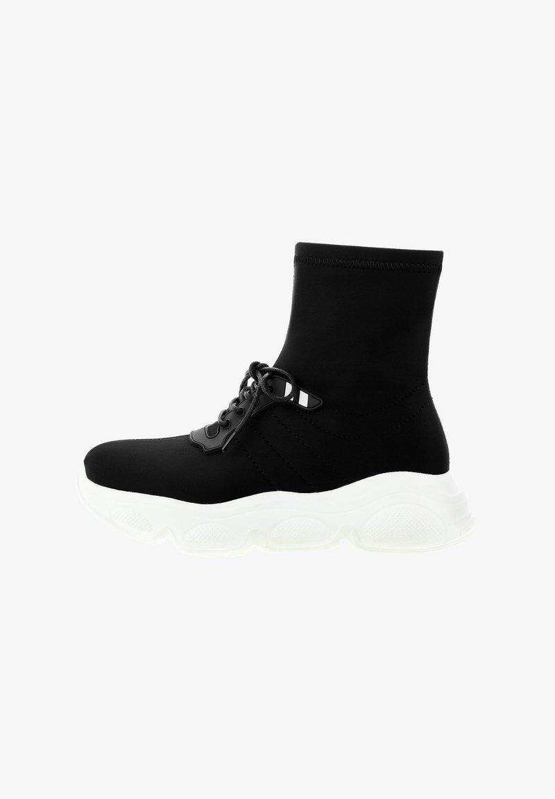 PRIMA MODA - TALMASSONS - Lace-up boots - black