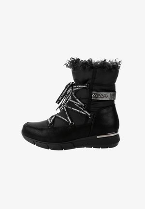 RAIU - Lace-up ankle boots - black