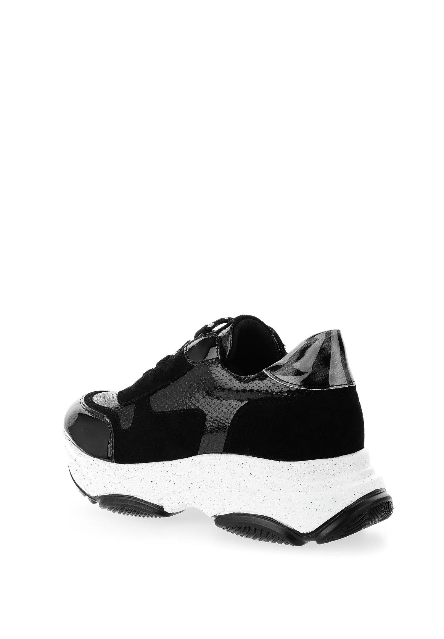 Prima Moda Avena - Sneakers Basse Black e0ryw