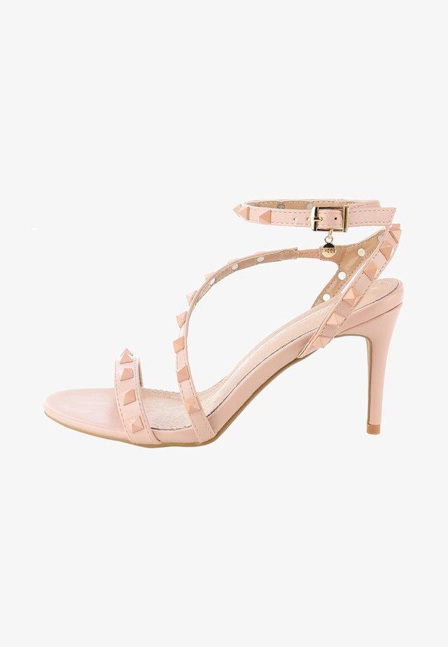 LABOTTA - High heeled sandals - pink