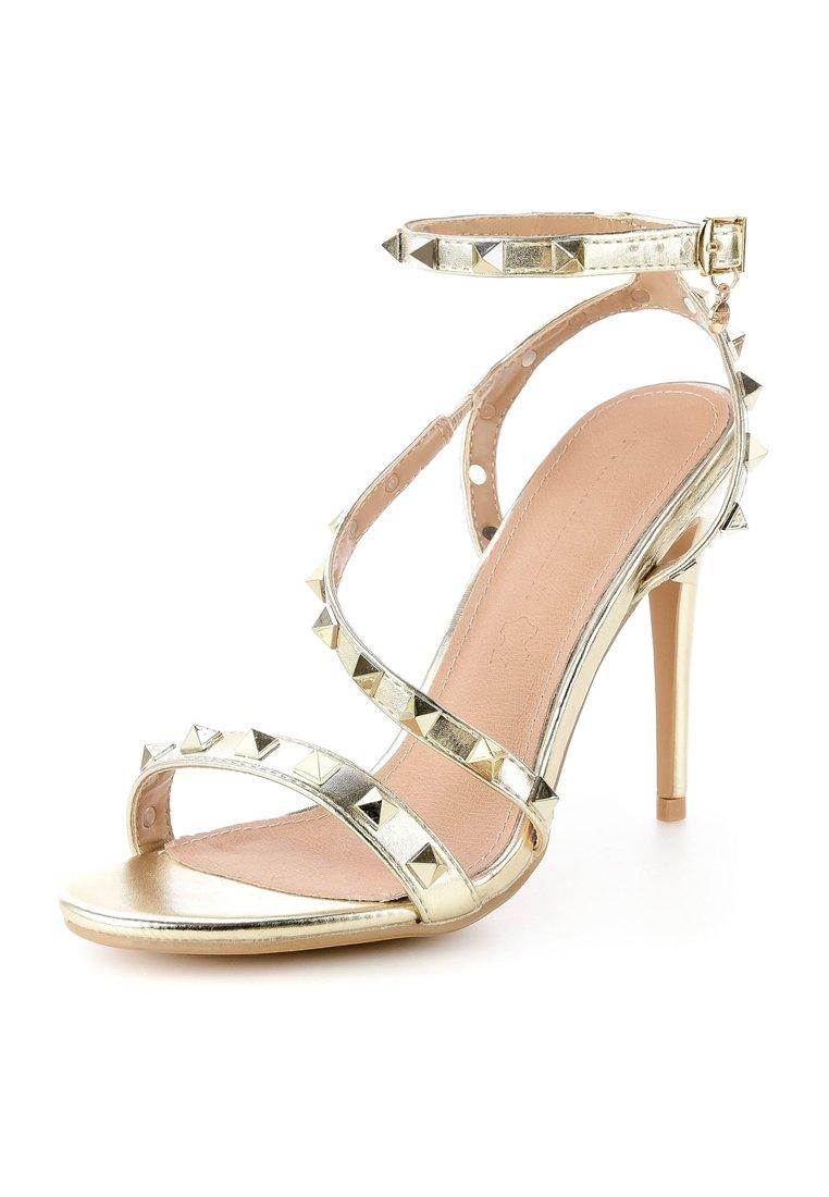 PRIMA MODA LABANCA  - Sandaletter - gold
