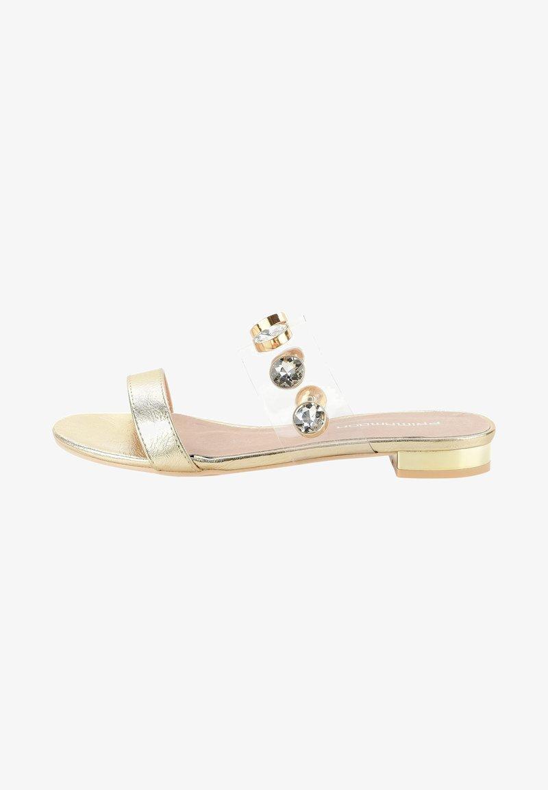 PRIMA MODA - LOANO - Sandals - platinum
