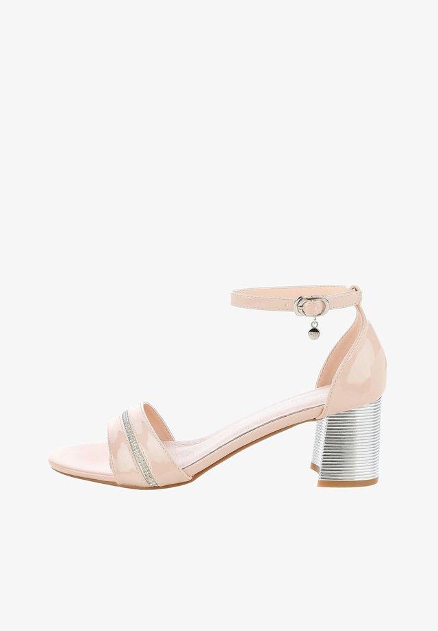 UZZO - Sandals - nude