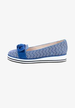 ISILII - Ballet pumps - blue