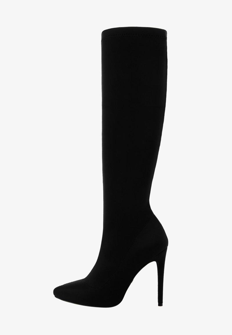 PRIMA MODA - BALLETTO - Laarzen met hoge hak - black