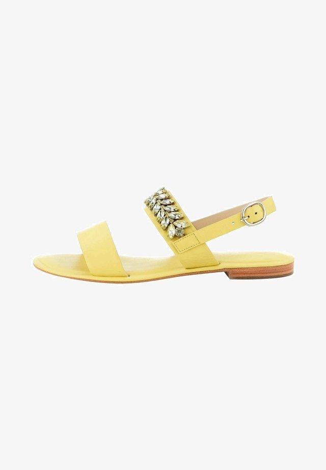 VALCAVA - Sandals - yellow