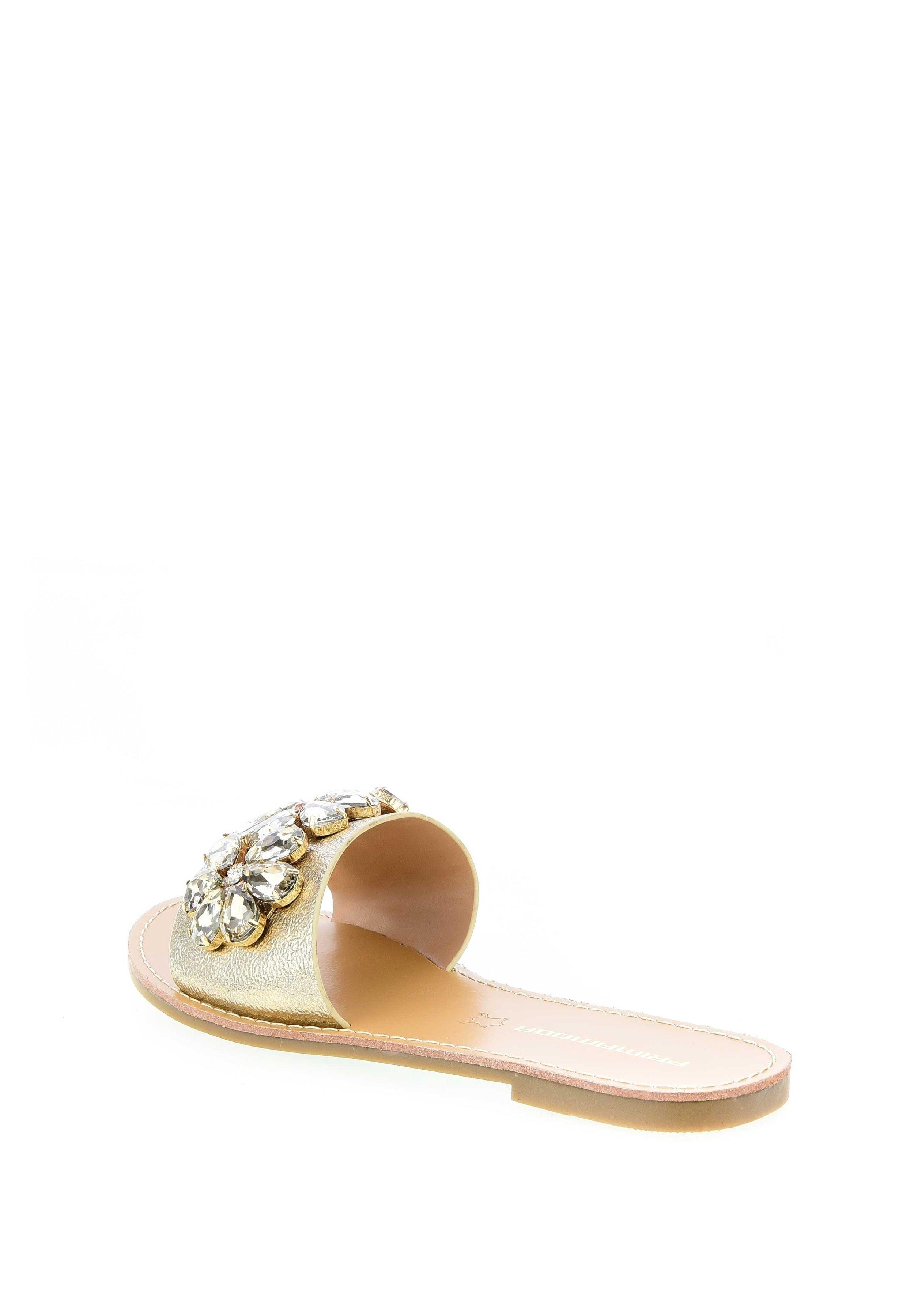 Prima Moda Rancio - Ciabattine Gold To1AD