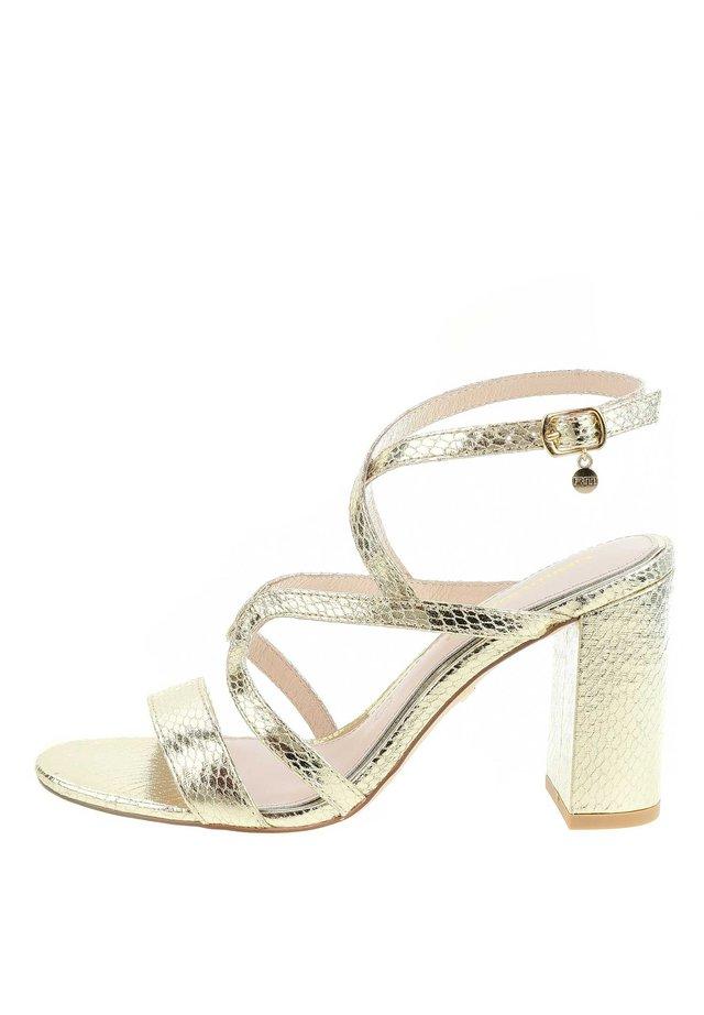 MACERE MACERE - High Heel Sandalette - gold