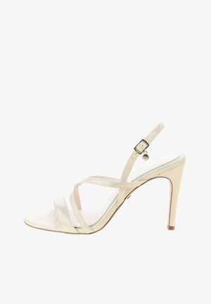 VALVERDE  - High heeled sandals - silber