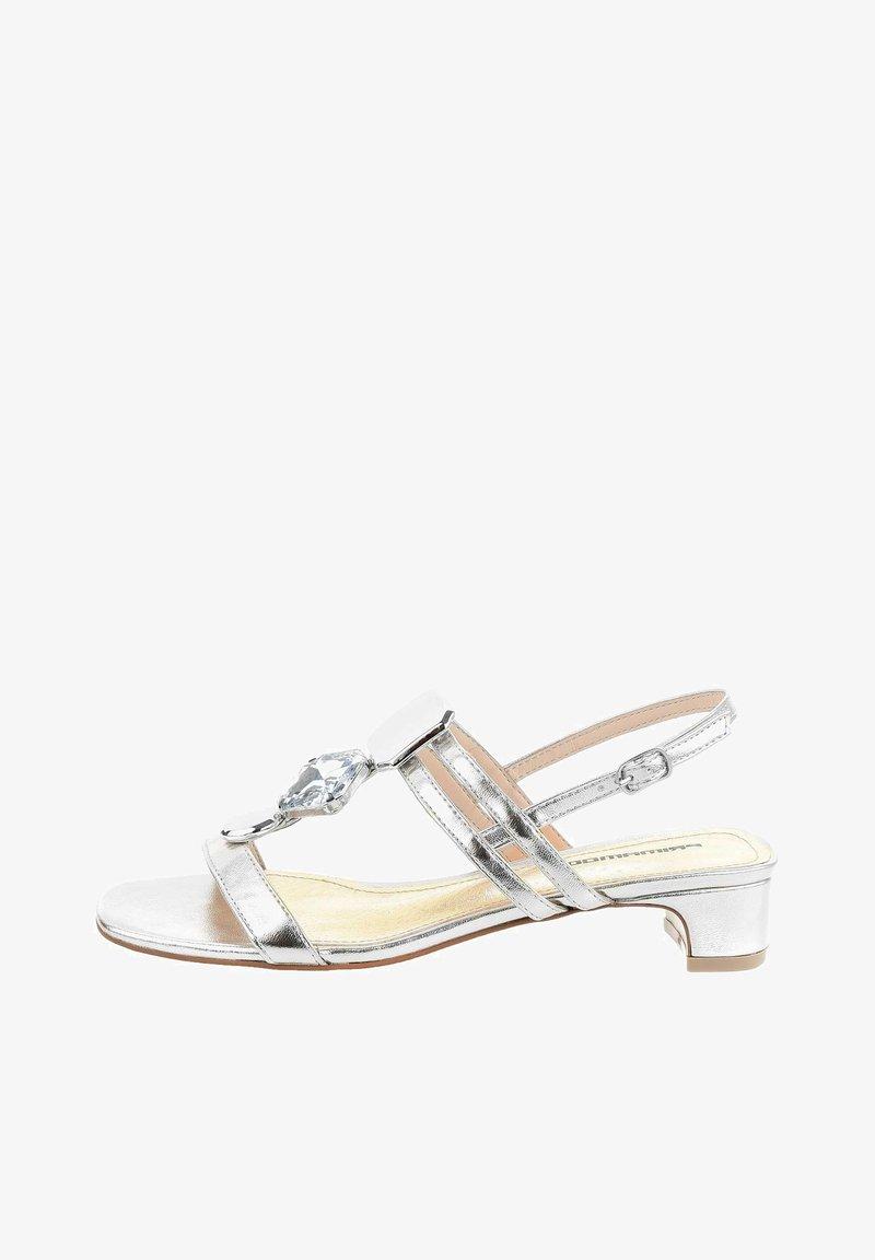PRIMA MODA - CREMASCO  - Sandals - silver
