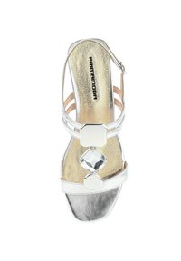 PRIMA MODA - CREMASCO  - Sandals - silver - 1