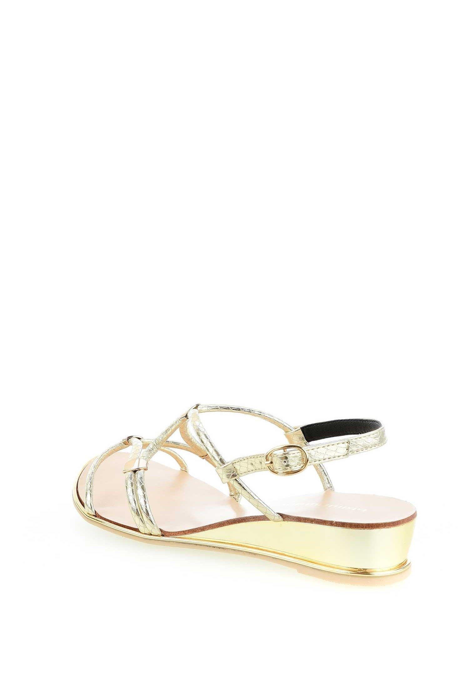 PALIDANO Sandaler Golden