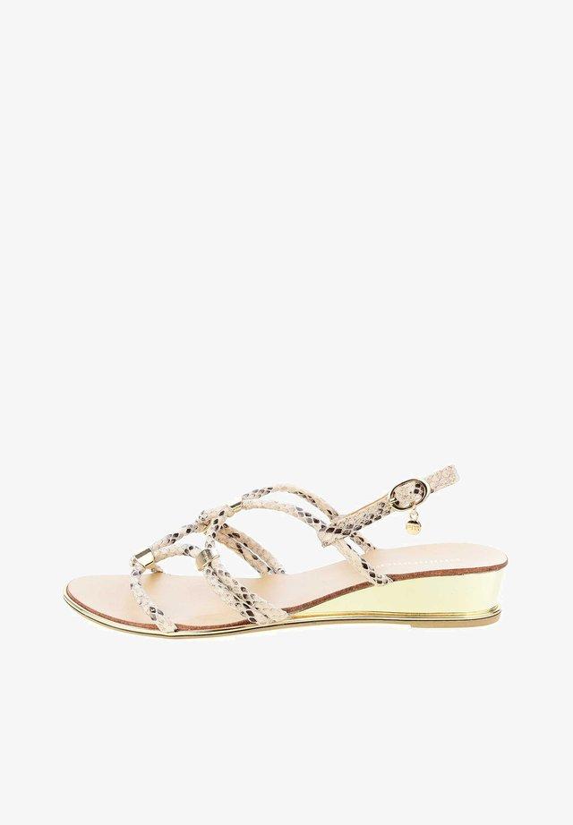 PALIDANO  - Sandaler - beige