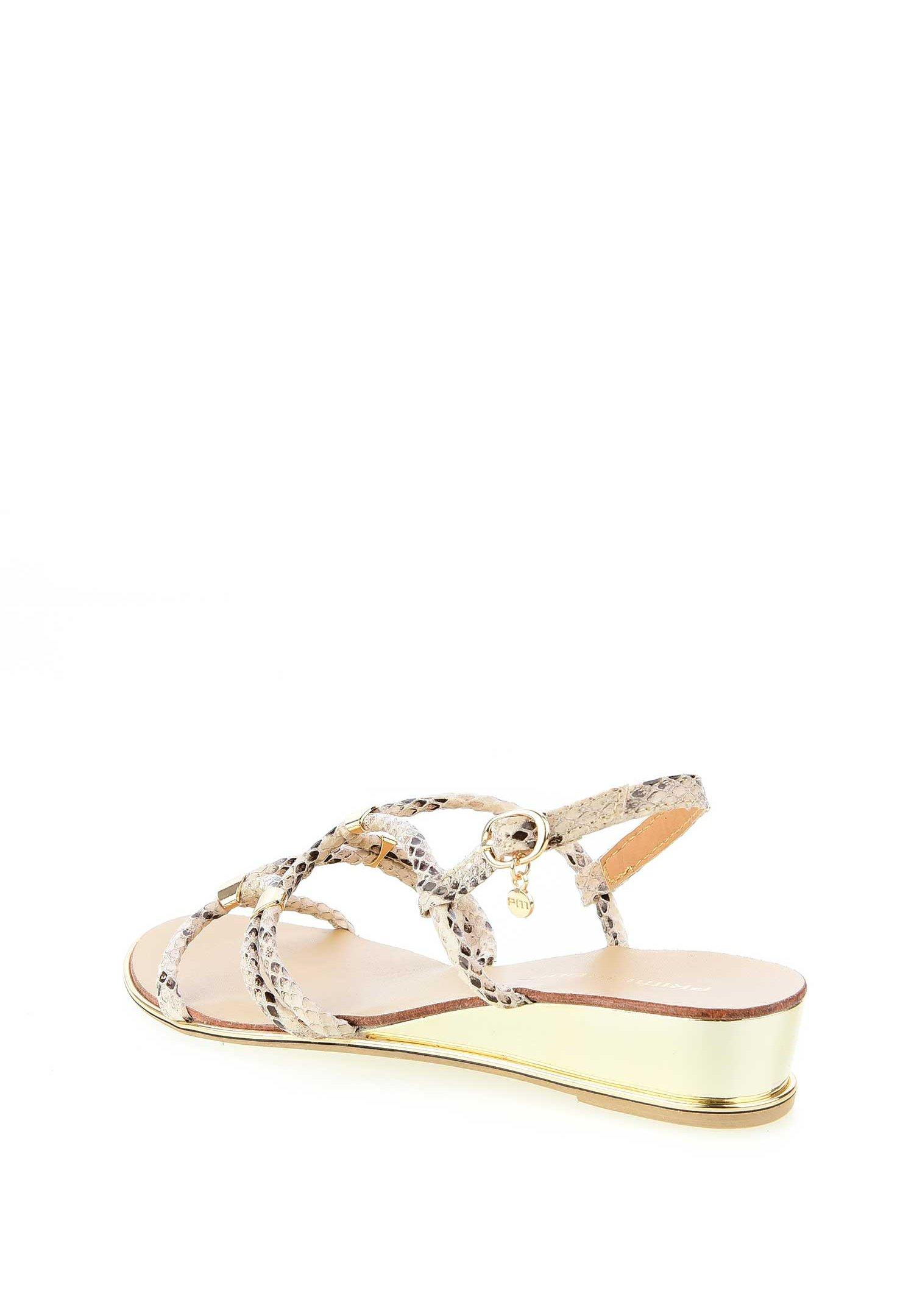 PALIDANO Sandaler beige