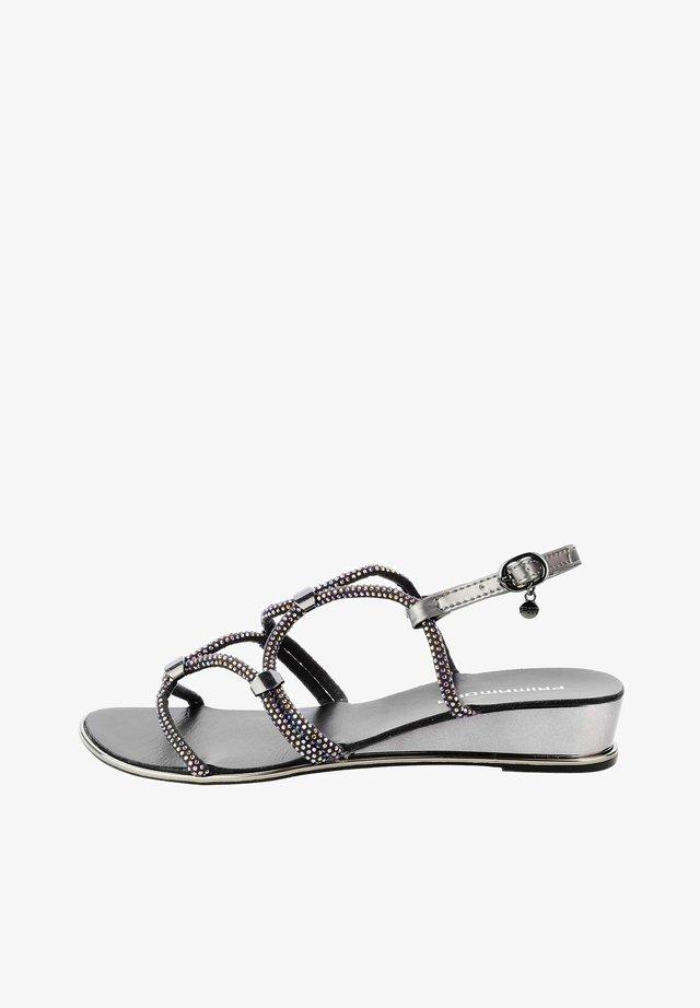 PALIDANO  - Sandals - anthracite