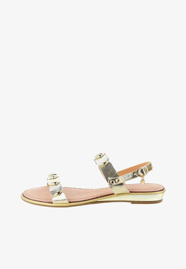 TAMARA - Sandals - gold