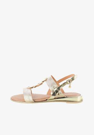 NOCETO - Sandalen - beige
