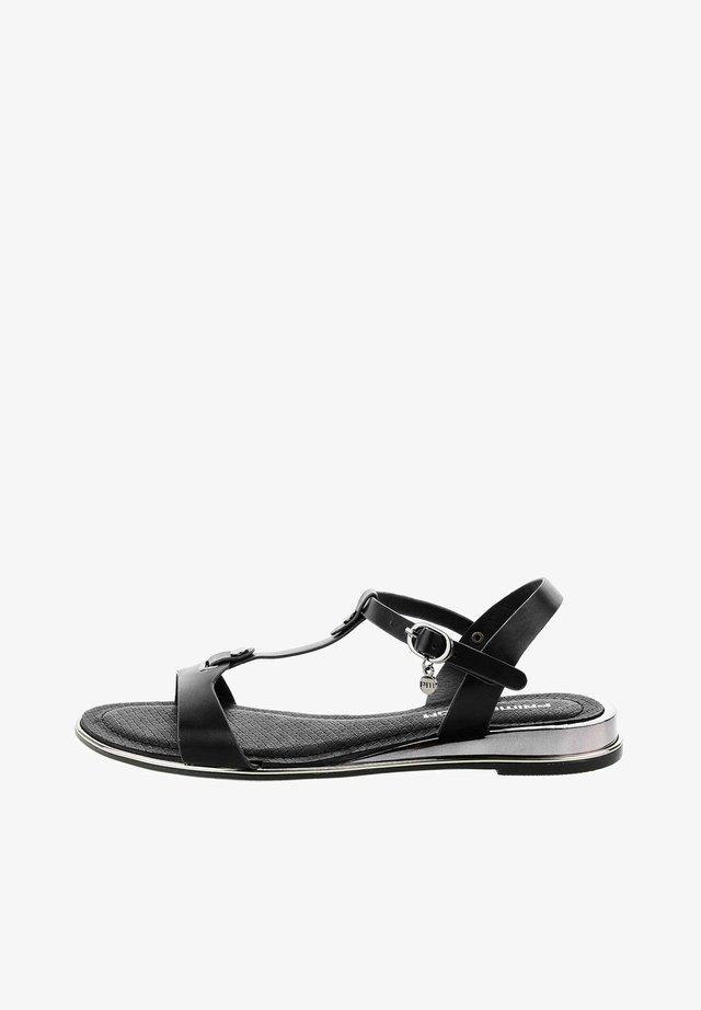 ZUGLIO - Sandals - schwarz