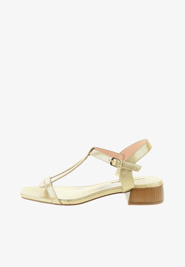 SPINO - Sandals - Gold