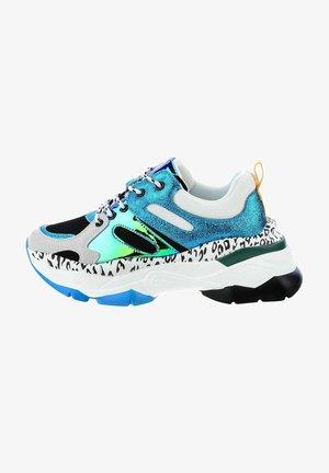 AGRANO - Sneakers laag - blau