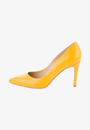 DRENA - High heels - yellow