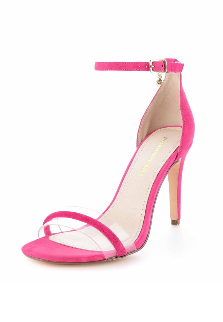 PRIMA MODA KAMMA  - High heeled sandals - pink