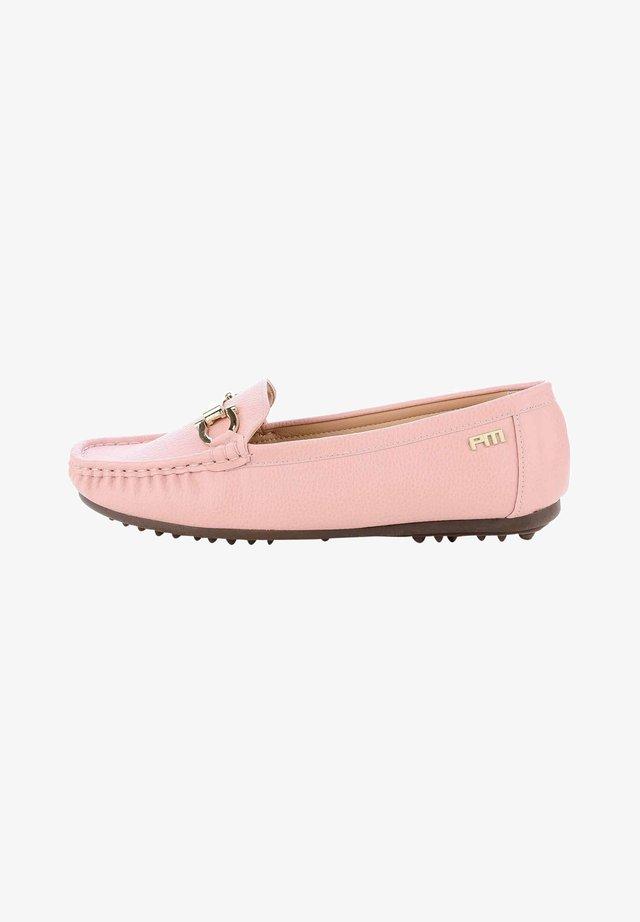 SALUTE - Mockasiner - pink